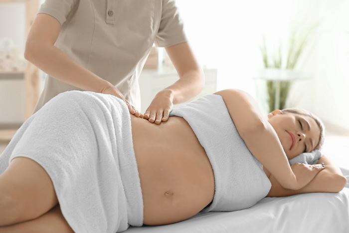 pregnancy massage edmonton pre natal